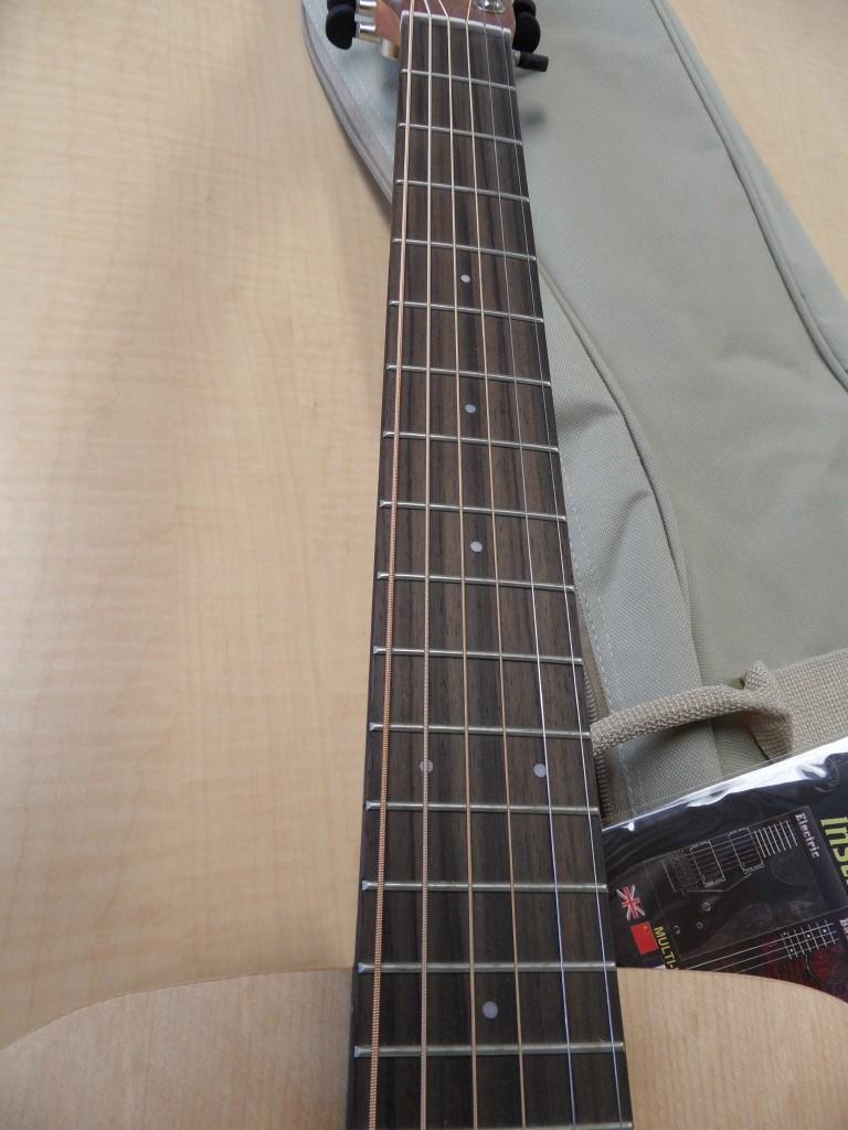 Cort Earth Mini Travel Guitar Guitar Collector